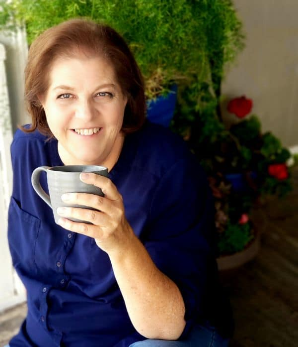 Jenean Thompson Author Pic