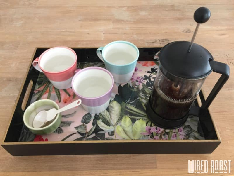 How Many Coffee Scoops to Use in a French Press